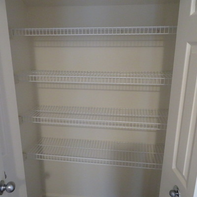 QUEST - LINEN CLOSET (2 BEDROOM/2 BATH)